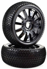 Apex RC Products 1/8 Off-Road Buggy 12 Spoke Wheels / Nub Tires #6036