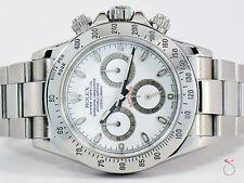 Rolex Daytona Cosmograph Stainless Steel Chronograph Watch, Ref 116520 Year 2005
