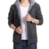 Outwear Overcoat Hooded Padded Coat Parka Men's Winter Autumn Thicken Jacket