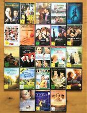 DVD s LIEBESFILM KOMÖDIEN GEFÜHLS KINO 23 DVD s = 0,85 CENT / STÜCK