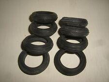 z 609/   4 Schuco Reifen  / für Blechspielzeug Auto Studio 1050  /noch NEU