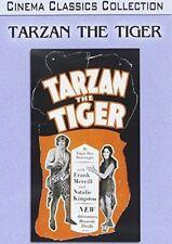Tarzan the Tiger [New DVD] Silent Movie