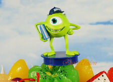 Disney Pixar Monster University Mike Wazowski Figure Cake Topper K1103_D