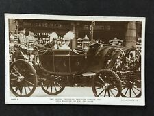 Vintage Postcard - RP Royalty #84 - Rotary - Royal Progression London 1911 King
