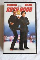 VHS/ Rush Hour 2 - Jackie Chan & Chris Tucker !! NEU&OVP !!