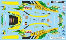 DECALS 1/43 MITSUBISHI LANCER - #009 - ALBERT - RALLYE DE SPA 2015 - D43407