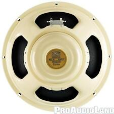 "CELESTION Cream 90 Watt Alnico Series 12"" Guitar Speaker 8 Ohm NEW"