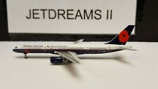 1/400 BRITISH AIRWAYS BOEING 757-200 PAUSE TO REMEMBER COLORS G-BIKC NG MODEL