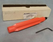 AMP Coaxicon Low Profile Tap Tool Kit Model 228917-1 00 Used