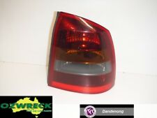 GENUINE HOLDEN TS ASTRA CONVERTIBLE RIGHT HAND TAIL LIGHT TINTED