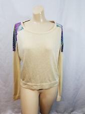 Kirra Women's Size S Sweater Front Blouse