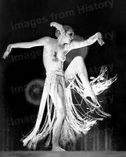 8x10 Print Brigitte Helm Metropolis 1927 #7655