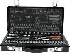 Steckschlüssel-Satz Knarrenkasten Ratschenkasten Werkzeug Torx CR-V 1/4 40TLG
