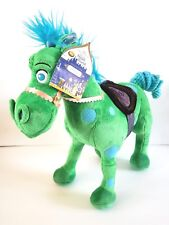 Disney Animators Collection Its a Small World Argentina Green Horse Plush NWT