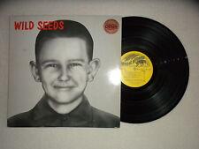 "LP WILD SEEDS "" Brave clean + reverent"" JUNLE RECORDS JR-1009 USA µ"
