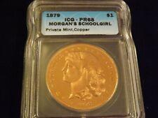 1879  MORGAN     SCHOOLGIRL     ICG PR68