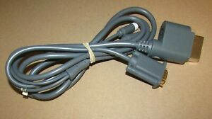 Xbox 360 VGA Cable HD High Definition Fast Shipping