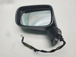 Acura RDX Side View Mirror Driver's Left Grey 2013 2014 2015 2016 2017