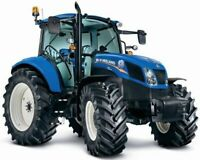 A3 Ford/New Holland Tractor T5 Agriculture Wall Poster Brochure Art Picture