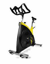New PowerGym Fitness SB-24 Commercial Indoor Exercise Bike Bicycle Cycle Cardio