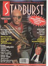 STARBURST STAR TREK GENE RODDENBERRY ROBERT HOLDSTOCK BILL FRED'S BOGUS JOURNEY