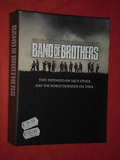 DVD FILM COFANETTO-BAND OF BROTHERS-CON STEVEN SPIEBERG-contiene 6 dvd-NUOVO