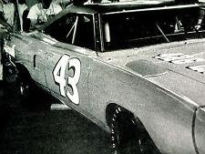 1970 PLYMOUTH SUPERBIRD ORIGINAL AD *Richard Petty/NASCAR/Road Runner/hood/door