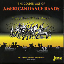 Golden Age of American Dance Bands: Spin a Little Web of Dreams by Various...