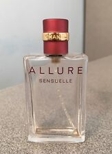 EMPTY  Chanel Allure sensuelle  edp 35 ml , EMPTY bottle collectable collectors