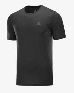 2021 Salomon Men's Agile Classic Tee T-Shirt - Medium