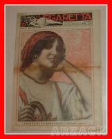 LA SIGARETTA 829 NERBINI 18/6/1922 rivista erotica