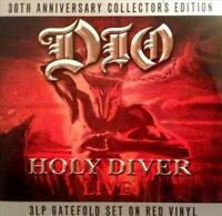 DIO - HOLY DIVER NEW VINYL RECORD