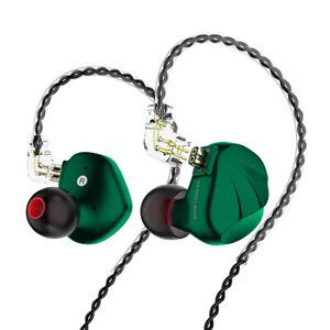 TRN VX 1DD+6BA Hybrid Driver 10mm Dual-magnet DD HiFi In-ear Earphones