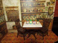Dollhouse Miniature Jam Jars #6 - Ooak