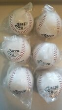 Razzo Softballs, Lot Of 6, A9140 Asa Brand New