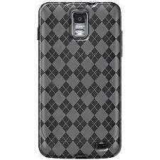AMZER Luxe Argyle TPU Skin Case For Samsung Galaxy S 2 II Skyrocket SGH I727