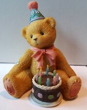 """Cherished Teddies: - """" Being Eight Is Really Great !"""" Birthday 8"""