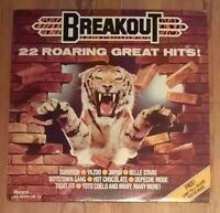 Various ‎– Breakout Vinyl LP Compilation 33rpm 1982 Ronco ‎– RTL 2081