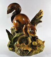KOWA Red Squirrel (Sciurus vulgaris) COLLECTABLES  FIGURINE - Finest Porcelain