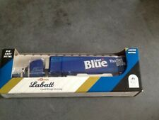 Peterbilt Labatt 1/64th Scale Tractor/Trailer Limited Edition