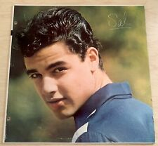 SAL MINEO Sal (1958) LP Epic Records Celebrity Vocals RARE