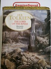 The Lord of the Rings, JRR Tolkien Illustrated by Alan Lee HB Book