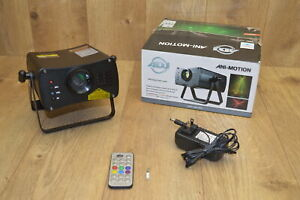 ADJ ANI-MOTION Mini Dual Color Laser, Red and Green