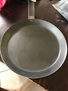 de Buyer 1830 - France 8.75 Inch Fry Pan Skillet EXCELLENT USED CONDITION