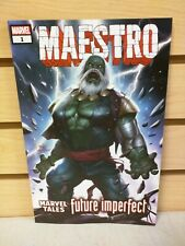 Maestro Future Imperfect Marvel Tales #1 (Marvel Comics 2020) NM Incredible Hulk