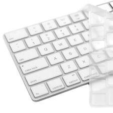 Clear Silicone Keyboard Cover Skin  for Magic Keyboard MLA22LL/A  US ENGLISH
