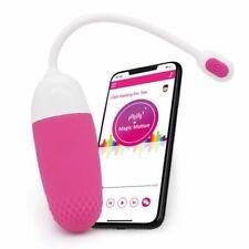 Magic Motion Vini Mini Vibratore Controllato Tramite App - Rosa/Bianco