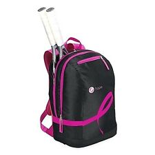 Wilson Hope Backpack Tennis Racquet Bag - Black/Pink - Brand New!