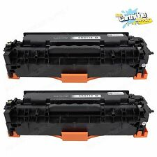 2PK 118 Black Toner For Canon 118 ImageCLASS MF8380CDW MF8580CDW LBP7200Cd