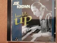 Joe Krown Cd  Buckle Up
